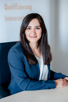 Emine Uenal Mitarbeiterin des VDT e.V.
