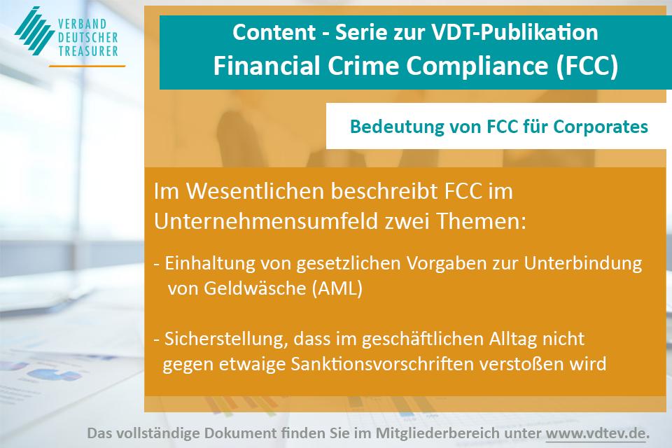 Financial Crime Compliance Content Serie VDT