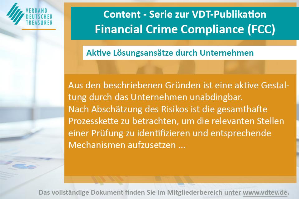 Financial Crime Compliance VDT